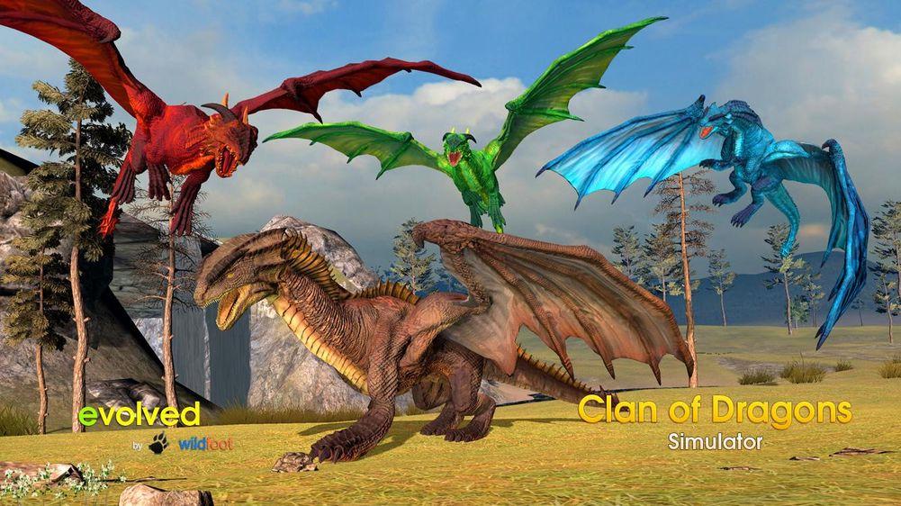 Скачать Clan of Dragons на Андроид — Последняя версия screen 4
