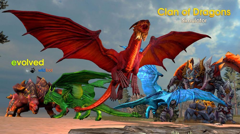 Скачать Clan of Dragons на Андроид — Последняя версия screen 3