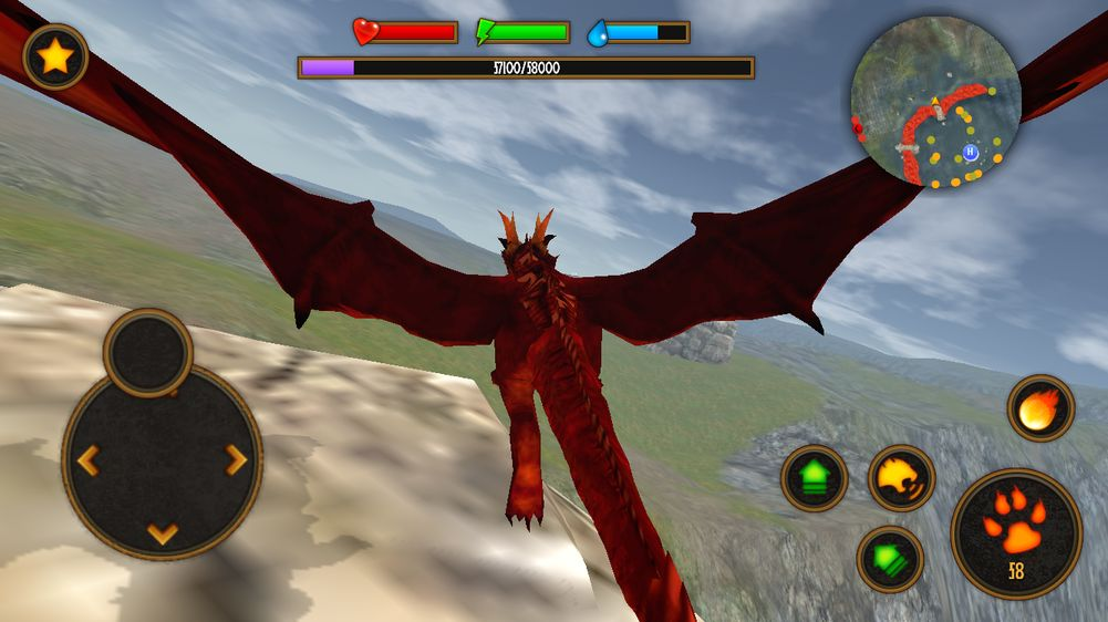 Скачать Clan of Dragons на Андроид — Последняя версия screen 2