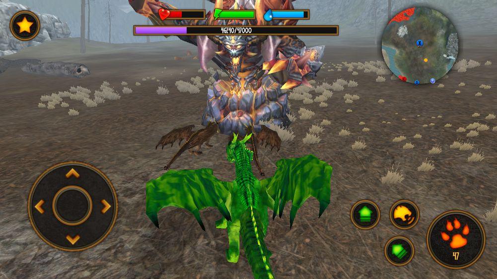 Скачать Clan of Dragons на Андроид — Последняя версия screen 1