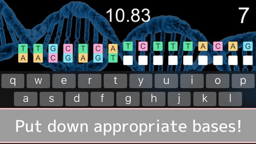 Скачать Copy DNA на Андроид screen 1