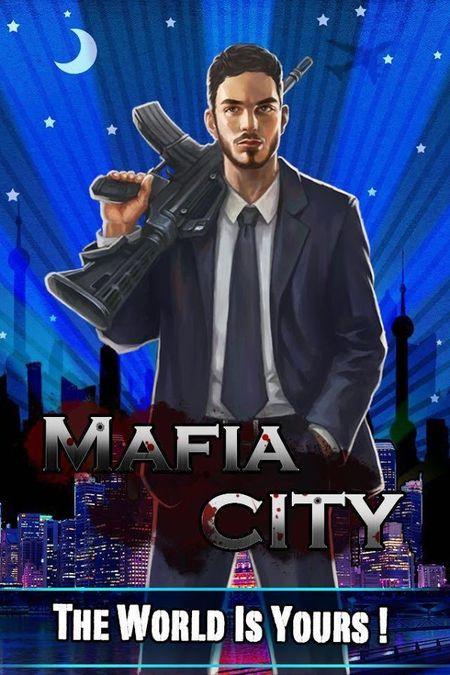 Скачать Дикий Город Mafia RPG на Андрод screen 3