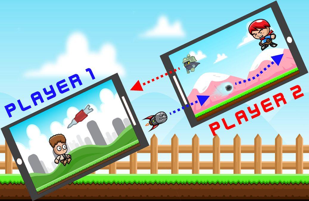 Скачать Dual Multiplayer Shooter на Андроид screen 2