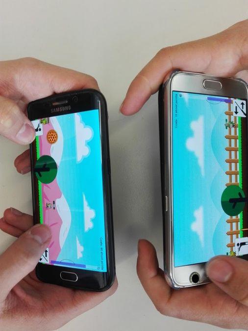 Скачать Dual Multiplayer Shooter на Андроид screen 3