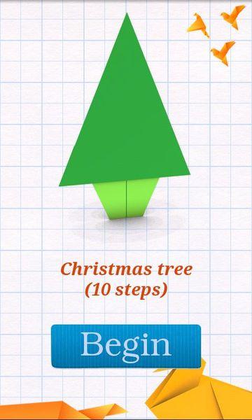 Скачать Как делать Оригами 3D Анимация на Андроид screen 3