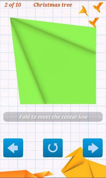 Скачать Как делать Оригами 3D Анимация на Андроид screen 2