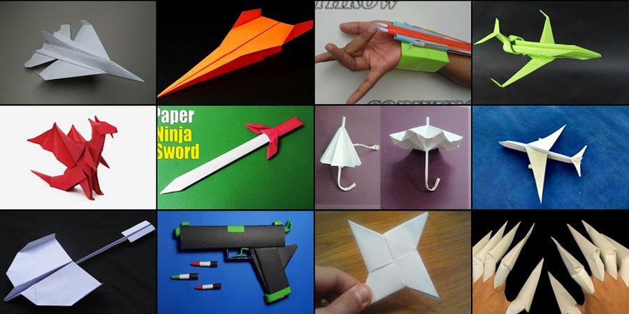 Скачать Paper Origami 2017 на Андроид screen 3