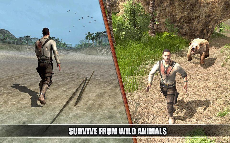 Скачать Raft Survival Island Escape на Андроид screen 2