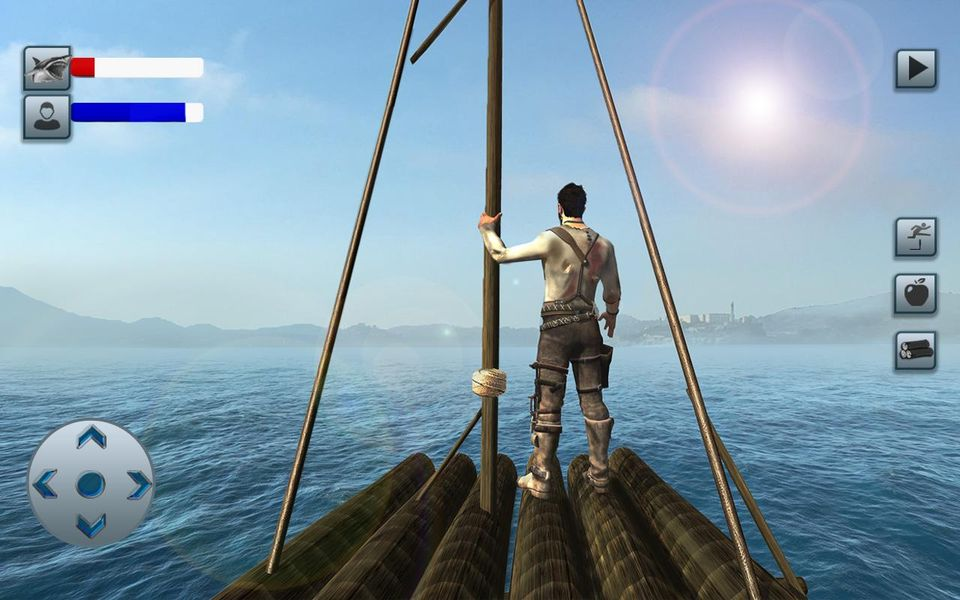 Скачать Raft Survival Island Escape на Андроид screen 1