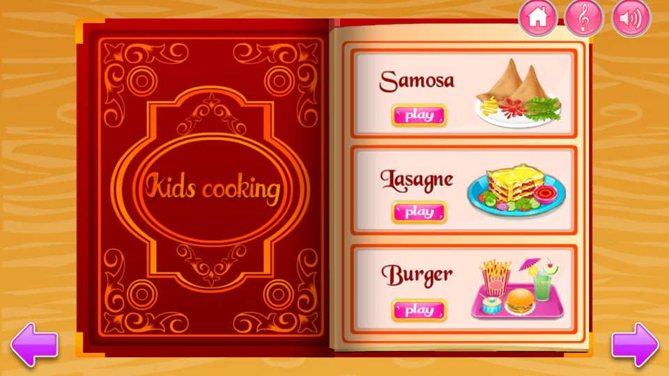 Скачать Приготовления пищи на кухне на Андроид screen 3