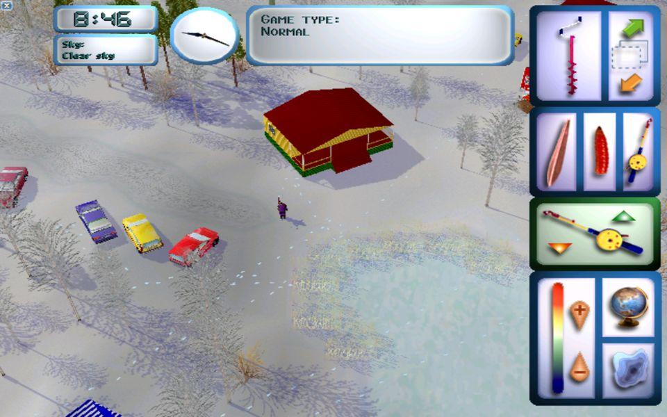 Скачать Pro Pilkki 2 Зимняя рыбалка на Андроид screen 4