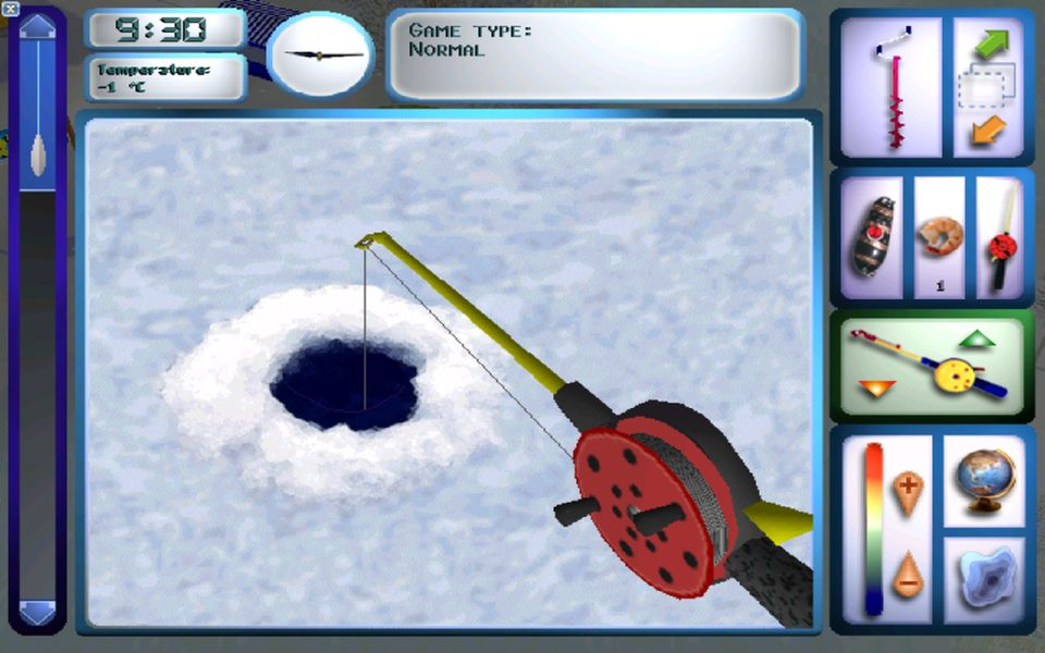 Скачать Pro Pilkki 2 Зимняя рыбалка на Андроид screen 2