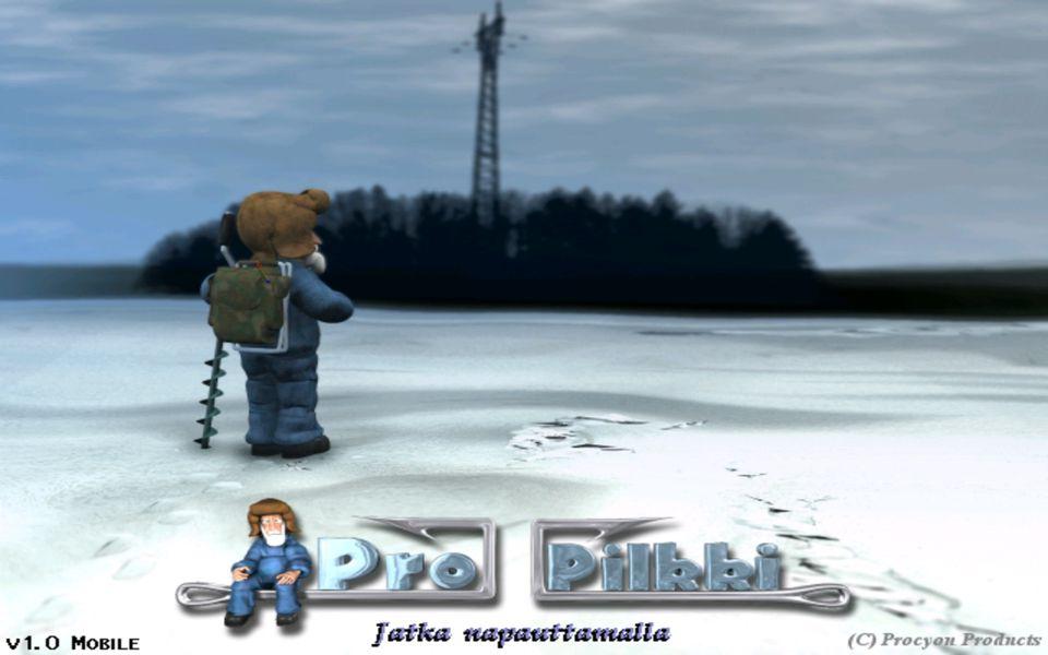 Скачать Pro Pilkki 2 Зимняя рыбалка на Андроид screen 1