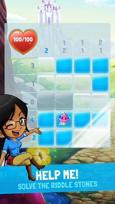 Скачать Riddle Stones — Cross Numbers на Андроид screen 3