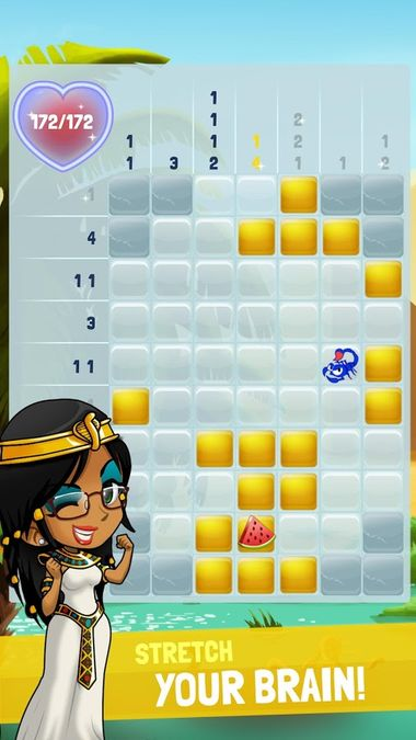 Скачать Riddle Stones — Cross Numbers на Андроид screen 1