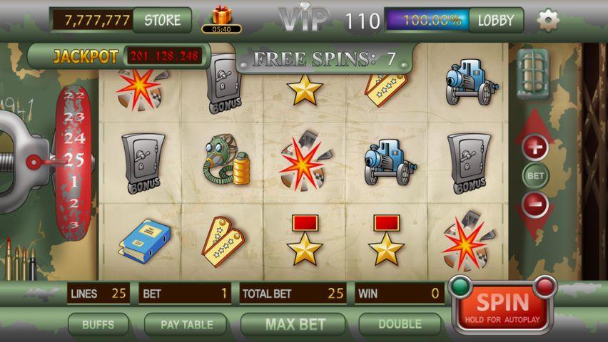 Скачать Russian Slots — Pro Edition на Андроид screen 1