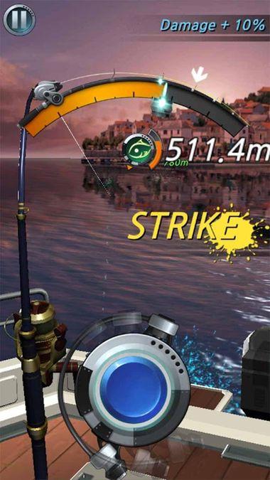 Скачать Рыболовный крючок на Андроид screen 3
