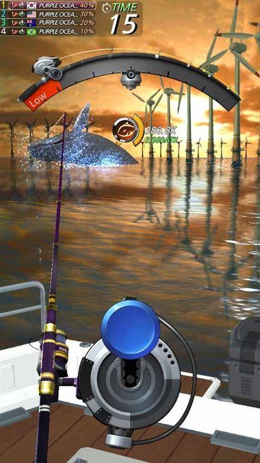 Скачать Рыболовный крючок на Андроид screen 4