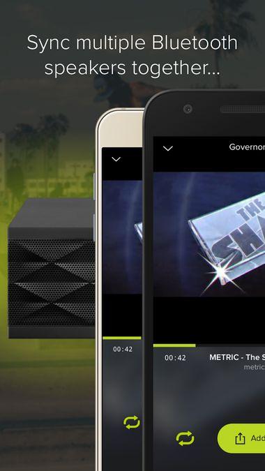 Скачать AmpMe на Андроид — Полная версия screen 3