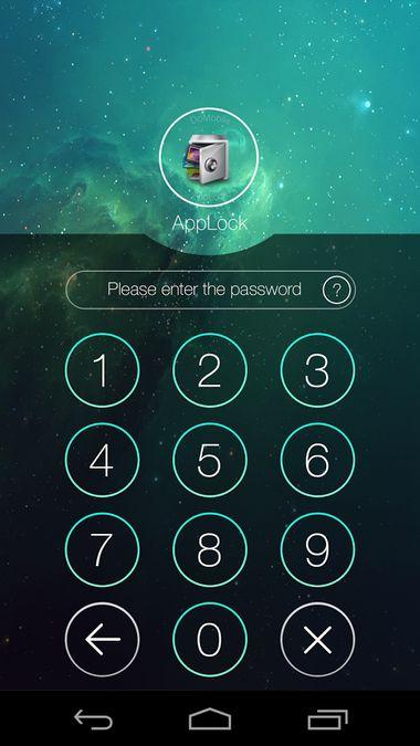Скачать AppLock на Андроид — Premium версия screen 1