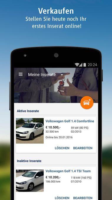 Скачать AutoScout24 на Андроид screen 3