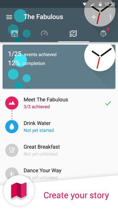 Скачать Fabulous: Motivate Me! Relax, Meditate, Sleep на Андроид screen 5