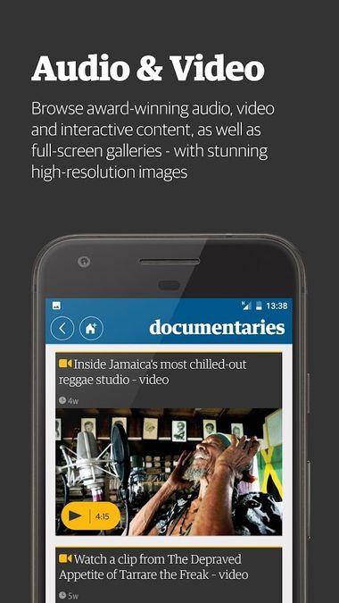 Скачать The Guardian на Андроид — Полная версия screen 3