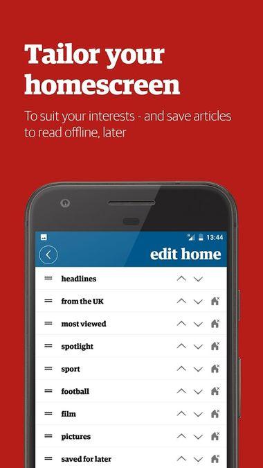 Скачать The Guardian на Андроид — Полная версия screen 4