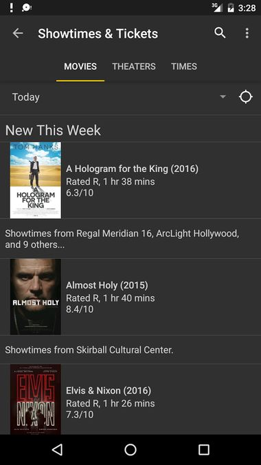 Скачать Internet Movie Database на Андроид screen 4