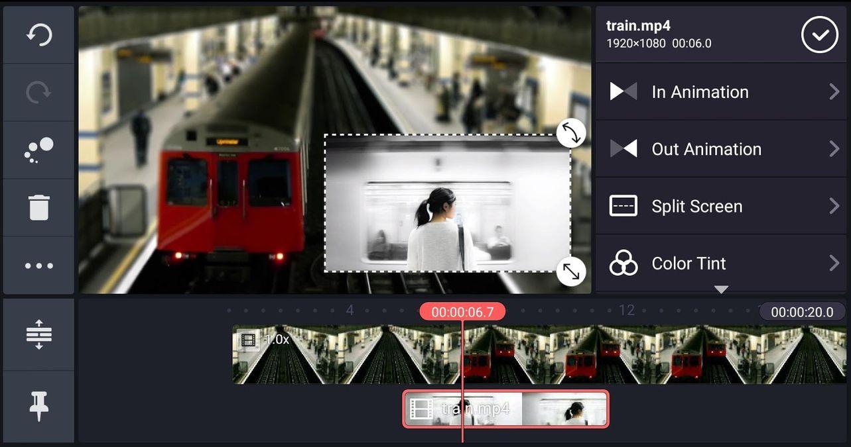 Скачать KineMaster Video Editor на Андроид — Полная версия screen 3