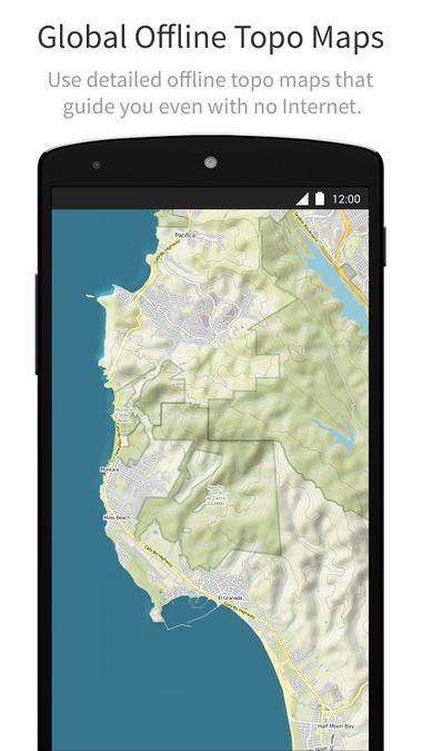 Скачать komoot на Андроид screen 3