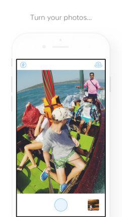 Скачать Prisma на Андроид — Оптимизированная версия screen 1