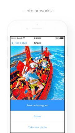 Скачать Prisma на Андроид — Оптимизированная версия screen 2