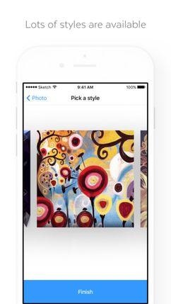 Скачать Prisma на Андроид — Оптимизированная версия screen 3