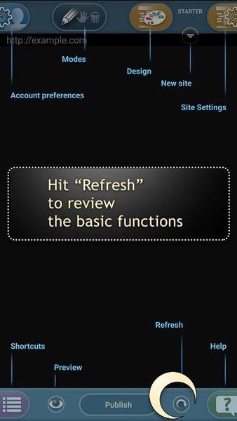 Скачать Website Builder Sim Dif на Андроид screen 4