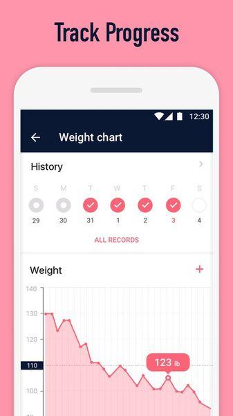 Скачать Ягодицы за 30 дней на Андроид screen 2