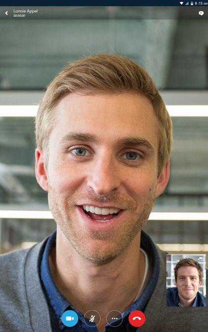 Скачать Skype for Business на Андроид — Оптимизированная версия screen 3
