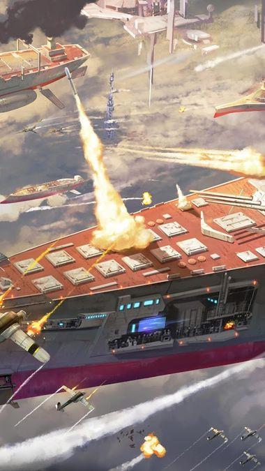 Скачать Ark of War – AOW на Андроид screen 2