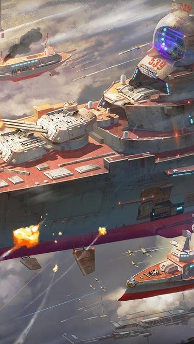 Скачать Ark of War – AOW на Андроид screen 3