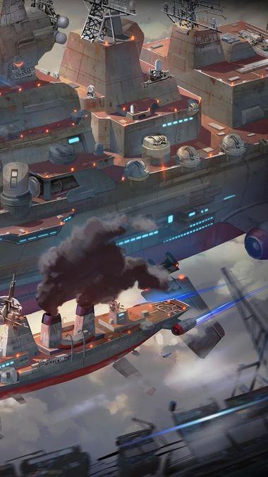 Скачать Ark of War – AOW на Андроид screen 4