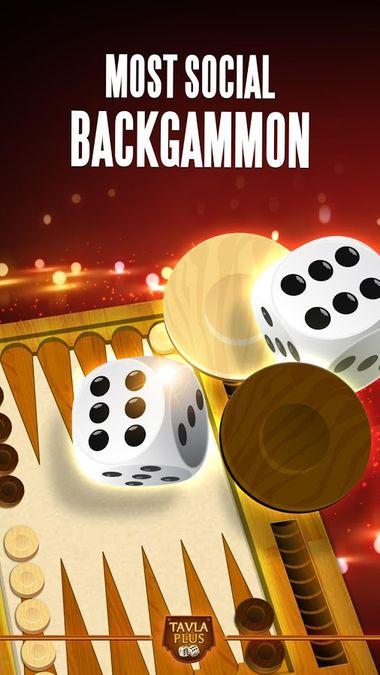 Скачать Backgammon Plus на Андроид screen 4