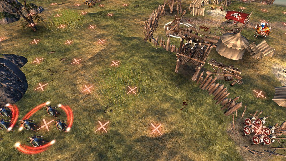 Скачать Hex Commander: Fantasy Heroes на Андроид — Мод много монет screen 2