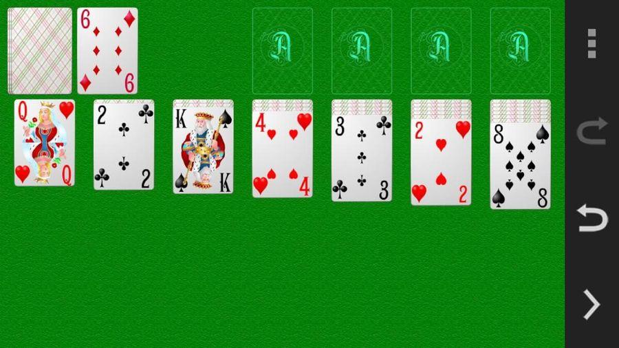 Скачать Сборник карточных игр на Андроид screen 1