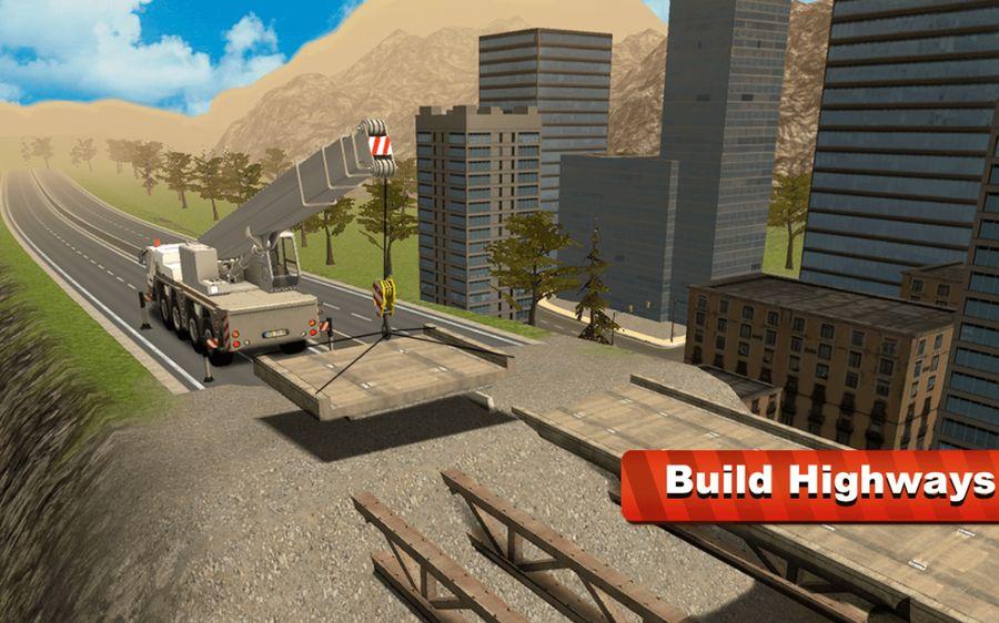 Скачать Симулятор Башенного Крана на Андроид — Полная версия screen 2