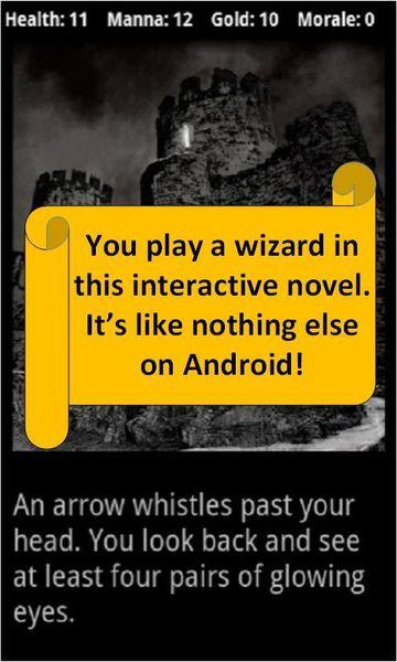 Скачать Wizard's Choice на Андроид screen 3