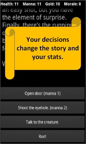 Скачать Wizard's Choice на Андроид screen 2