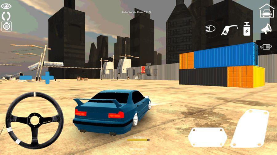 Скачать Şahin Drift 3D(Bmw) на Андроид screen 4