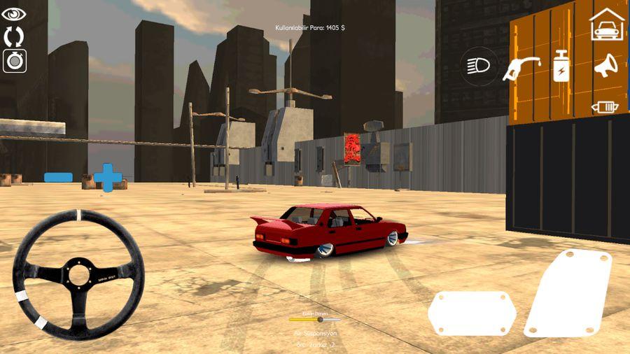 Скачать Şahin Drift 3D(Bmw) на Андроид screen 3