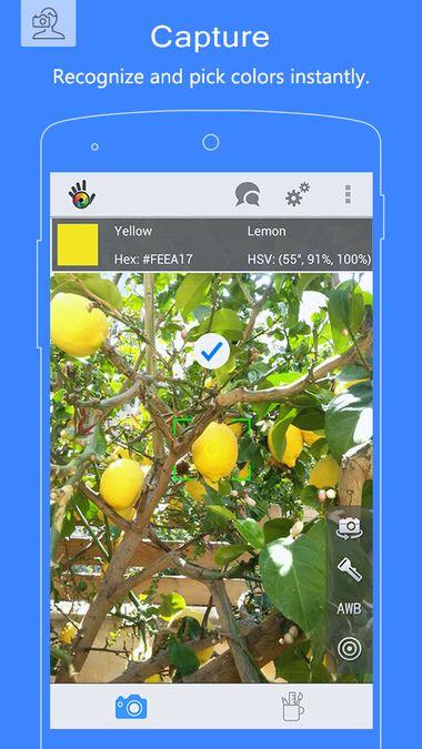 Скачать Color Grab на Андроид — Полная версия screen 1
