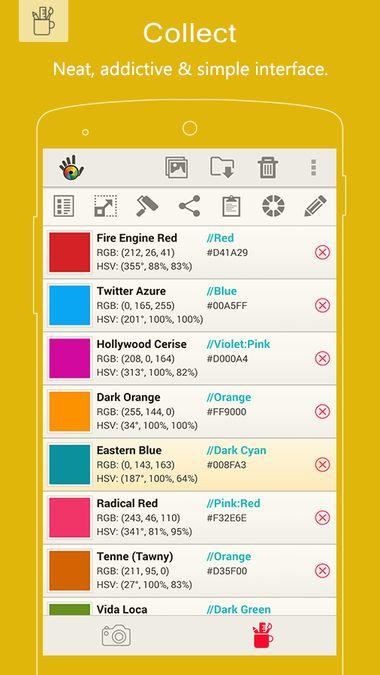 Скачать Color Grab на Андроид — Полная версия screen 3